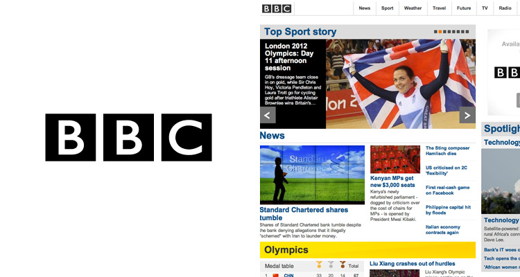 BBC - Famous Logo And Their Costs - Brand Eagles - Website & Logo Design Company
