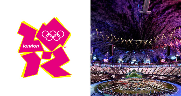 London Olympics - Famous Logo And Their Costs - Brand Eagles - Website & Logo Design Company