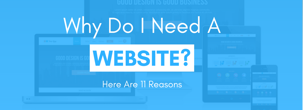 Why Do I Need A Website - Brand Eagles - Website Design Company