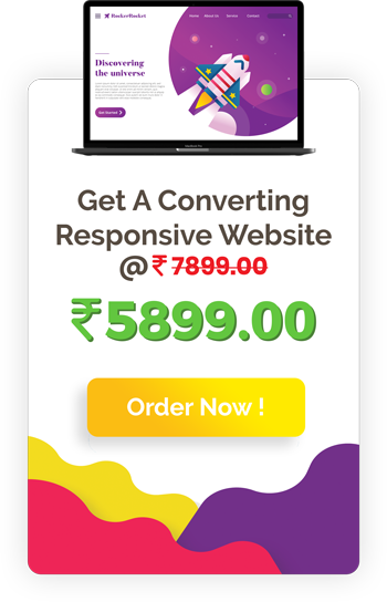 Website Design Offer- Rs.5,899 - Brand - Eagles